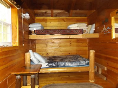 Bunks in Moose Crossing